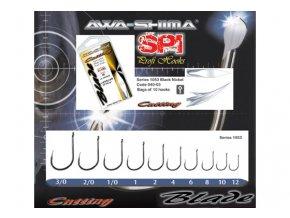 AWA-SHIMA rybářské háčky Cutting Blade 1053