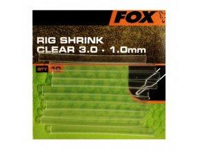 Fox smršťovací hadička Shrink tube