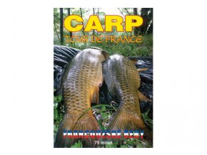 Rybářské DVD CARP TOUR DE FRANCE