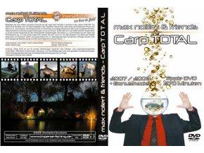Imperial Fishing rybářské DVD Carp Total