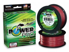 PowerPro šňůra 275 Red