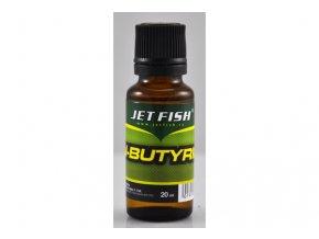 JET Fish tekutá přísada N-BUTYRIC Acid  20ml