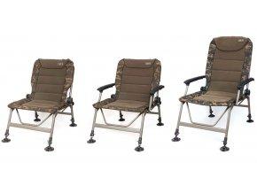 Fox rybářská křesla R Series Chairs