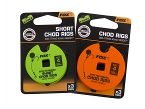 chod rigs packshots green orange