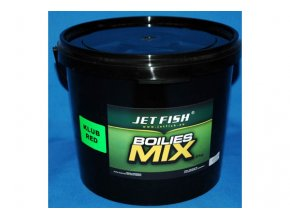 Jet Fish Boilie směs Klub red