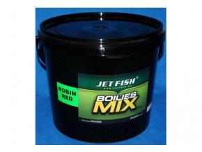 Jet Fish Boilie směs Robin red