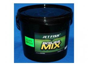 Jet Fish Boilie směs Žlutý Impuls