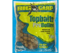 Big Carp hotové boilies Topbaits