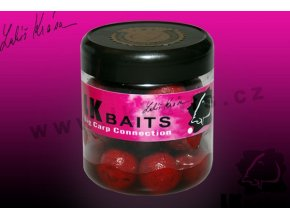 LK Baits FRESH BOILIES Euro Economic 18mm 250ml SPICE SHRIMP