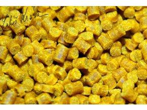 Detail corn pellet 4mm