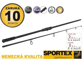 Sportex prut Competition Carp 12ft 3 lbs