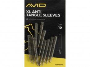 Avid Carp převleky OUTLINE XL ANTI TANGLE SLEEVES