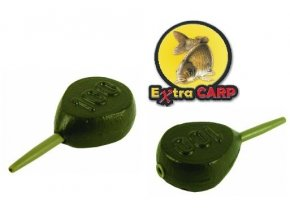 Extra Carp Lead IN-LINE FLAT PEAR