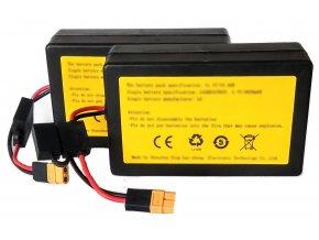 Mivardi Náhradní baterie pro zavážecí lodičku Carp Scout LI - Li-ion 20Ah (set)