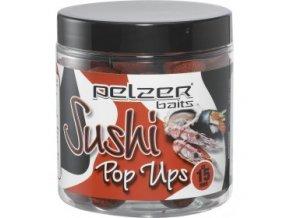 Pelzer plovoucí boilie Sushi Pop-Up 15mm