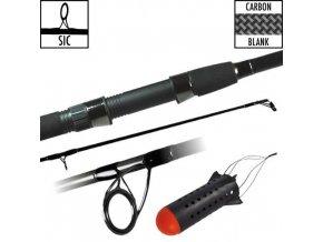 Pelzer spodový Spod Rod LR 12ft 8lb 50mm