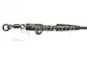 Sportcarp bezpečná montáž s PVC hadičkou a obratlíkem s kroužkem, 2 ks