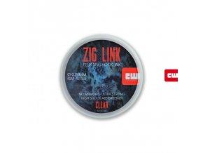 Carp Whisperer plovoucí vlasec Kryptec Zig Link