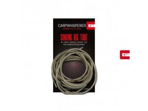 Carp Whisperer hadičky proti zamotání Sinking Rig Tubes