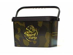 Sportcarp kbelík Camou Bucket 5l