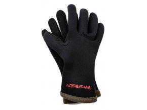 Behr neoprenové rukavice Icebehr Titanium Neopren