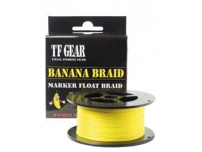 TFG šňůra na naviják Banana Braid Line