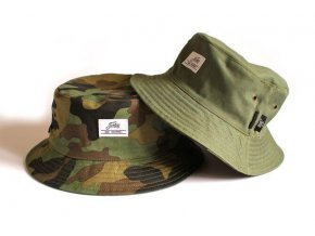 Fortis klobouk Reversible Bucket Hat