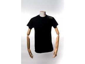 Monkey Climber tričko Streetwise Shirt Black