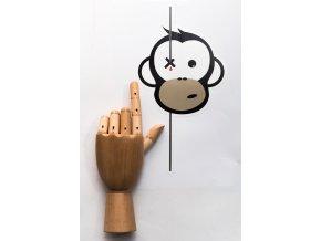 Monkey Climber samolepky Monkey Sticker
