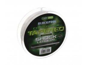 CarpPro ujímané návazce Blackpool Tapered Shock Leader