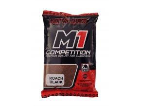 Mivardi vnadící směs M1 - Team Mivardi Plotice Černá