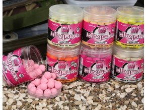 mainline plovouci boilies hi visual pop ups 250022101