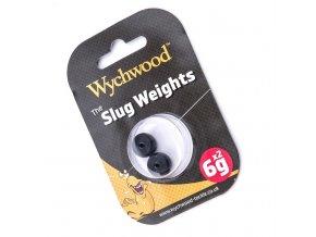 Wychwood Zátěž k indikátoru Slug Weighted Balls Zinc 6g, 2ks