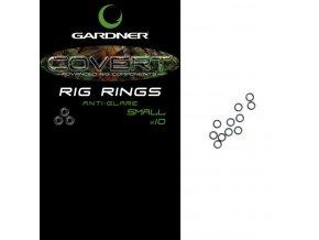 Gardner Kroužky Covert Rig Rings
