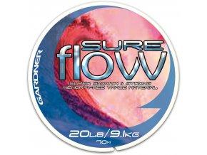 Gardner Návazcový vlasec Sure Flow Clear