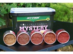 JET Fish Obalovací těsto Mystery 250 g
