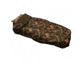 Přehoz Camo / DPM Bedchair Cover and Bag