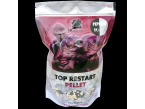lkbaits top restart pellet 4 mm peperin