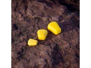 Giants Fishing Umělá nástraha Sweet Corn Floating Yellow,vel.M/20ks