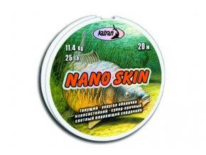 Katran návazcová šňůrka Nano Skin 15lb