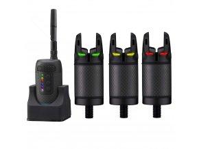prologic sada signalizatoru k3 bite alarm set 3 1