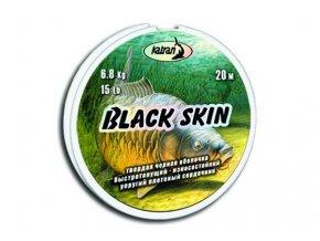 Katran ztužená šňůrka Black Skin