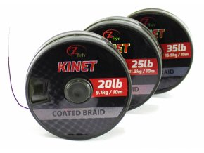 Zfish Šňůrka Kinet Coated Braid 10m