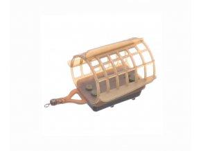 Flagman feederové krmítko Plastic Cage Fin Feeder Regulator Medium