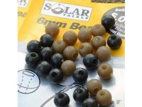 Solar Gumový Korálek 6 mm