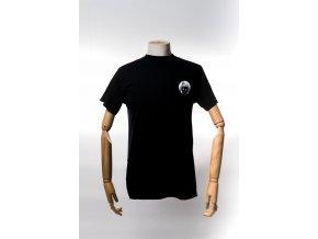 Monkey Climber tričko Public Shirt Black