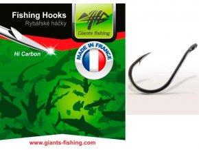 Giants Fishing Háčky s očkem 10ks/vel.6