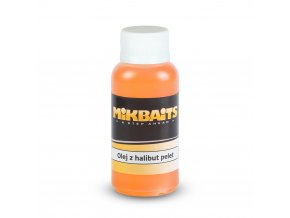 Mikbaits Oleje 100ml - Olej z halibut pelet