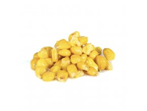 Mikbaits Nakládaný partikl 1kg - Kukuřice Půlnoční pomeranč