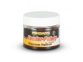 Mikbaits 8mm Halibut pelety v dipu 50ml - Premium Halibut